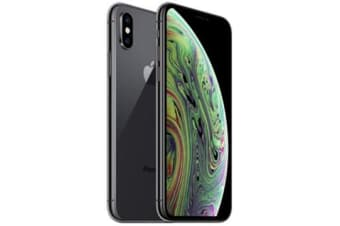 New Apple iPhone XS 256GB 4G LTE Space Gray (FREE DELIVERY + 1 YEAR AU WARRANTY)