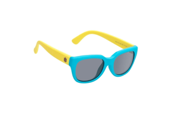 Blue Ugly Fish Retro Polarised PKR715 Kids Sunglasses - Junior Fishing Sunnies