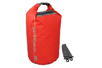 Overboard 30 Litre Dry Tube RED