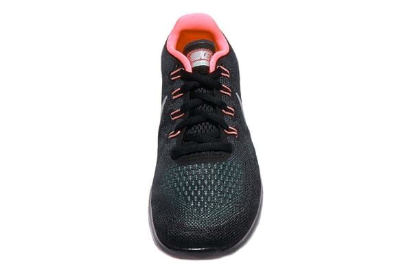 Nike Women's Free RN 2017 Running Shoe (Anthracite/Black/Aurora, Size 8)