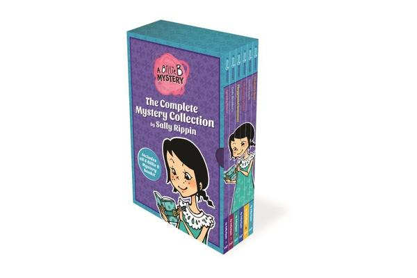 The Billie B Mystery - The Complete Mystery Collection