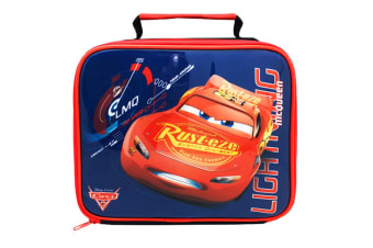 Cars 3 Double Sided Lunch Bag (Multicoloured) (One Size)