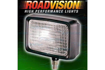 ROADVISION WORK LIGHT LAMP FLOOD TRUCK 4WD UTE TRAY 12V 12 VOLT 55W WATT NS1183F