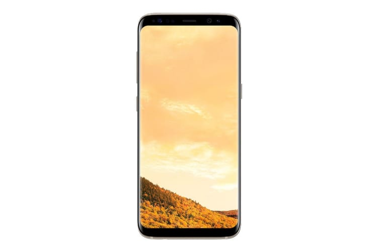 Samsung Galaxy S8 (64GB, Maple Gold) - Australian Model