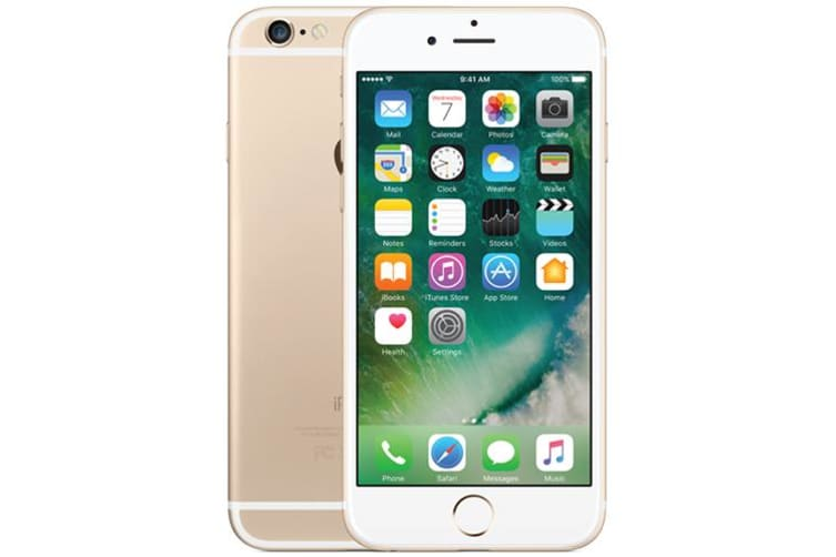Apple iPhone 6 64GB Phone Gold (AU STOCK, Refurbished - FAIR GRADE)