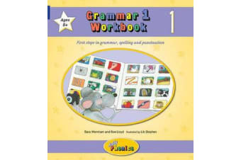 Grammar 1 Workbook 1 - In Precursive Letters (British English edition)