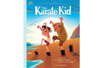 The Karate Kid - The Classic Illustrated Storybook