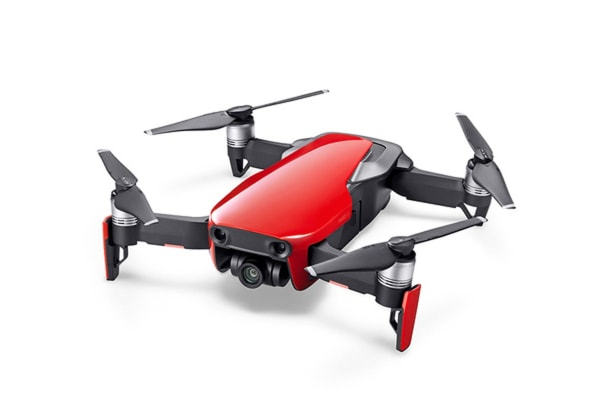 DJI Mavic Air Drone - Flame Red
