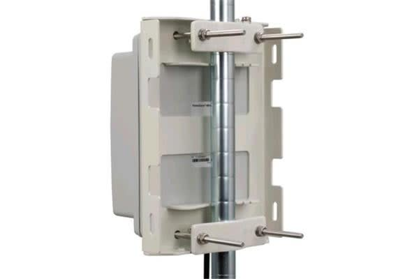 PowerDsine Mounting Brackets for Outdoor PoE Midspan