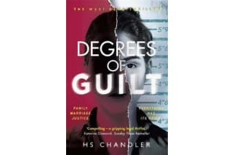 Degrees of Guilt - A gripping psychological thriller with a shocking twist