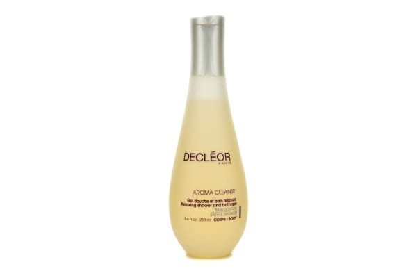 Decleor Aroma Cleanse Relaxing Shower and Bath Gel (250ml/8.4oz)