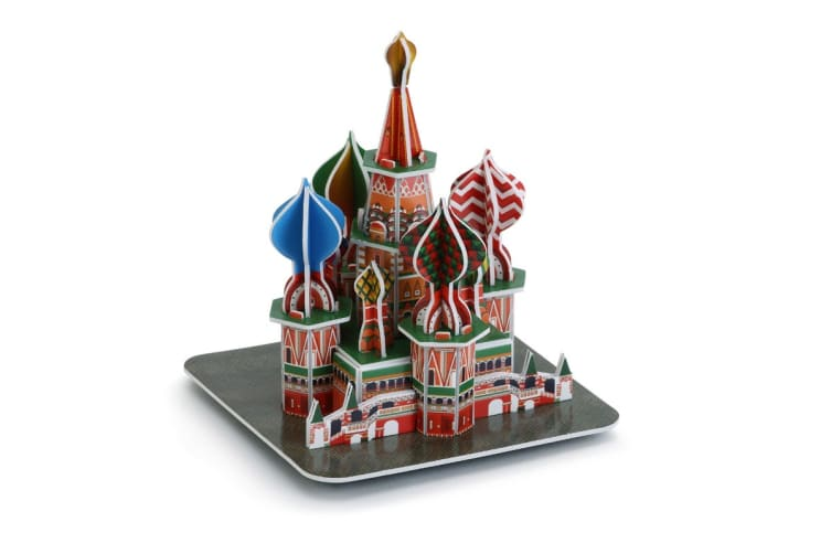 St. Basils Cathedral 3D Puzzle