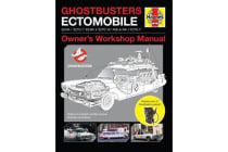 "Ghostbusters Owners' Workshop Manual - Ectomobile Es Mk.I ""Ecto-1,"" Es Mk.II ""Ecto-1a,"" and Jh Mk.I ""Ecto-1"""