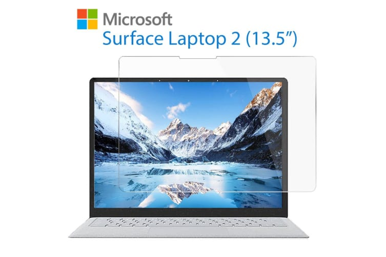 """[3 Pack] Microsoft Surface Laptop 3 / Laptop 2 (13.5"""") Ultra Clear Film Screen Protector by MEZON – Case and Surface Pen Friendly, Shock Absorption – FREE EXPRESS"""