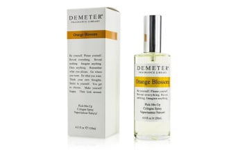 Demeter Orange Blossom Cologne Spray 120ml