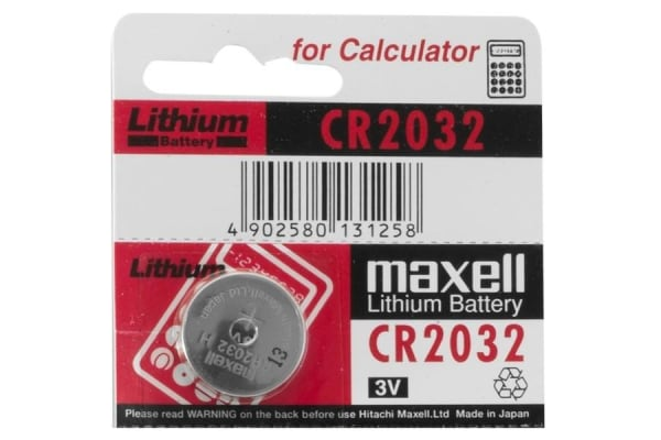 5PK CR2032 3V Lithium Battery button Cell for Shine Watch