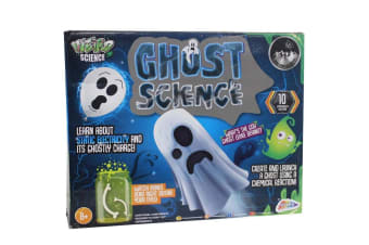 Grafix Weird Science Ghost Science