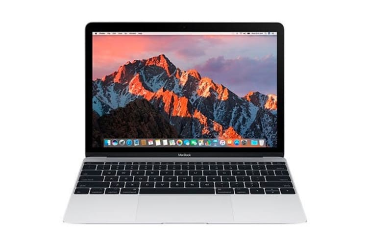 "Apple 12"" MacBook (512GB, 1.3GHz i5, Silver) - MNYJ2"