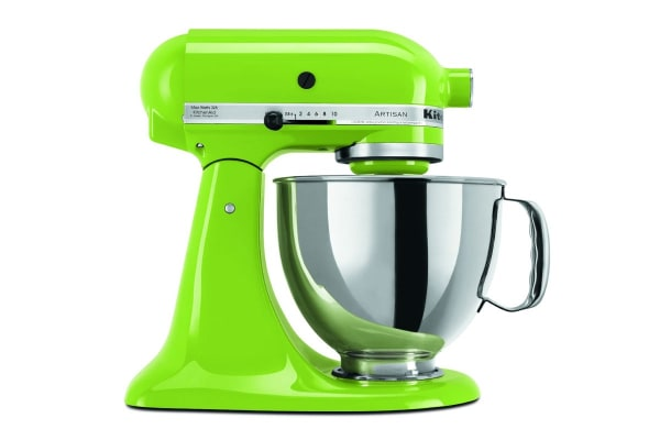 KitchenAid KSM150 Artisan Stand Mixer - Green Apple (5KSM150PSAGA)
