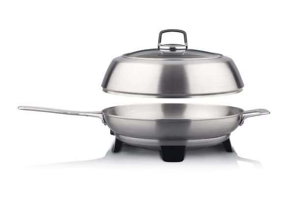 Sunbeam Ellise Stainless Steel Skillet (SK6450)