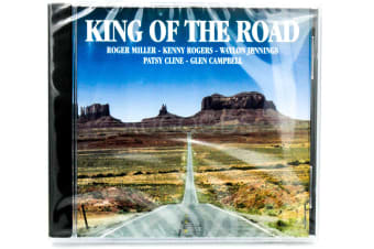 King of the Road BRAND NEW SEALED MUSIC ALBUM CD - AU STOCK
