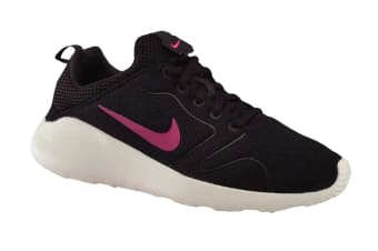 Nike Women's Kaishi 2.0 Running Shoes (Port Wine/Deadly Pink/Sail, Size 6.5)