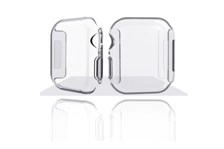 Soft Tpu Compatible With Apple Watch Protector Compatible 40Mm