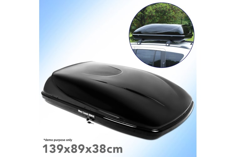 Car Roof Trunk Storage Pod - 360L