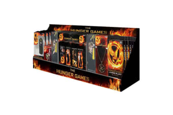 The Hunger Games PDQ Display Unit