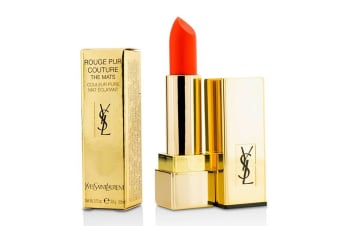 Yves Saint Laurent Rouge Pur Couture The Mats - # 220 Crazy Tangerine 3.8g