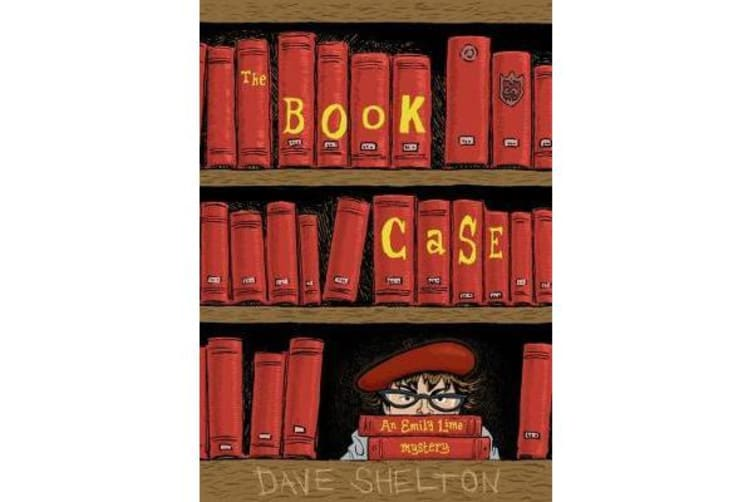 The Book Case - An Emily Lime Mystery