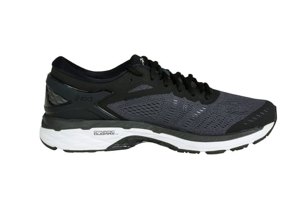 asics kayano black mens
