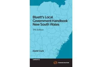 Bluett's Local Government Handbook New South Wales