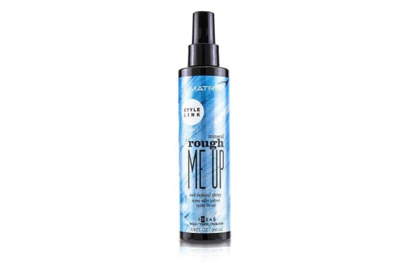Matrix Style Link Mineral Rough Me Up Salt Infused Spray (Hold 2) 200ml/6.8oz