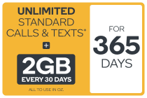 Kogan Mobile Prepaid Voucher Code: SMALL (365 Days | 2GB Per 30 Days)