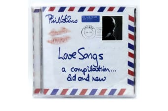 Phil Collins - Love Songs BRAND NEW SEALED MUSIC ALBUM CD - AU STOCK