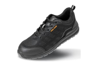 Result Work Guard All-black Safety Trainer (Black) (6.5 UK)