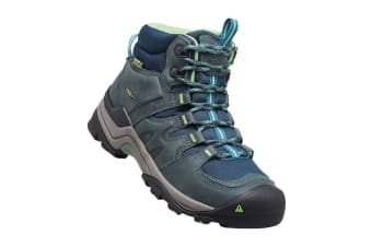 Keen Gypsum II Mid Waterproof Womens - Midnight Navy Opaline - 6
