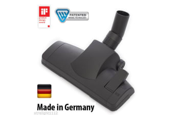 German VACUUM CLEANER NOZZLE HEAD FOR HARD FLOOR & CARPET 35mm
