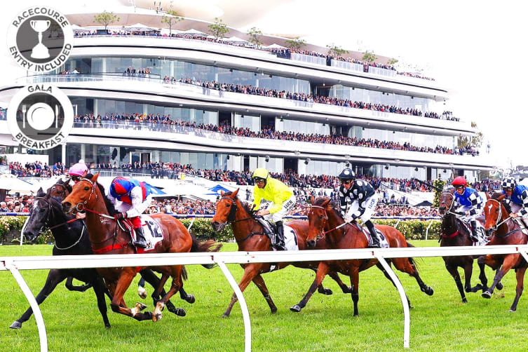 MELBOURNE: 3 Day Lexus Melbourne Cup Day Package for Two (InterContinental Melbourne)