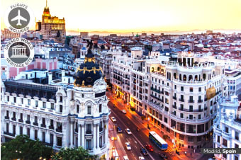 EUROPE: 15 Day Best of Spain & Portugal Tour Including Flights for One, Two or Three