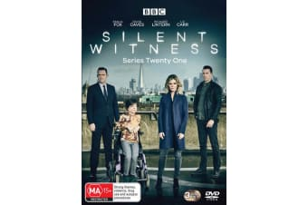 Silent Witness Series 21 Box Set DVD Region 4