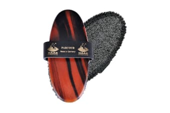 Haas Parcour Body Brush (Brown) (One Size)
