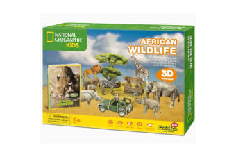 National Geographic Kids - African Wildlife