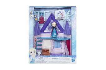 Disney Frozen Royal Chambers Playset
