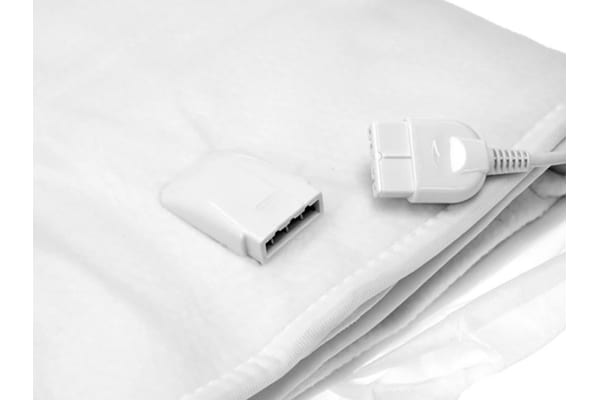 Polyester 9 Level Heated Settings Electric Blanket - Queen