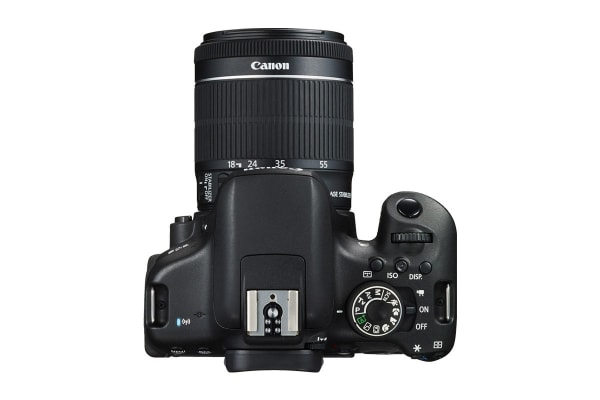 Canon EOS 750D DSLR Camera with EF-S 18-135mm f/3.5-5.6 IS STM Lens