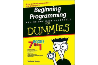 Beginning Programming All-In-One Desk Reference For Dummies