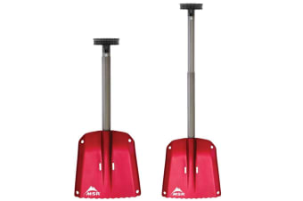MSR Operator T Snow Shovel Snow Protection Red