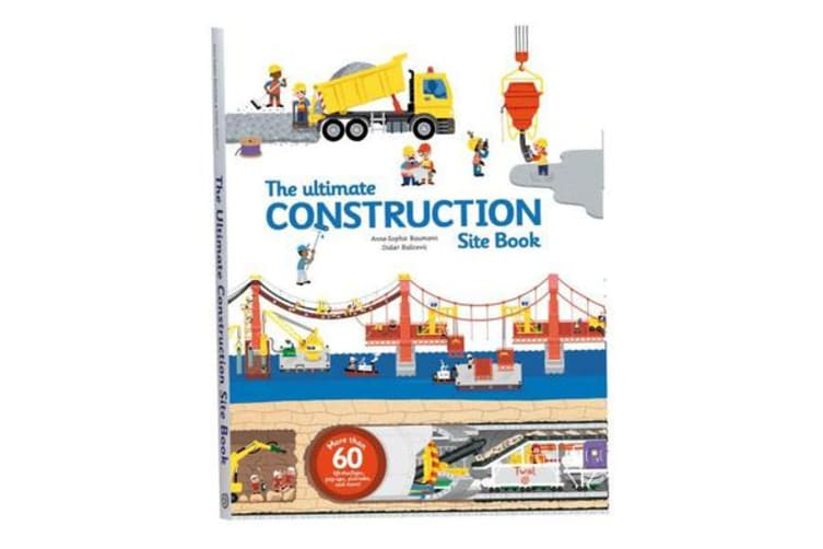 The Ultimate Construction Site Book - From Around the World